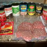 Chili – first recipe post!