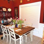 House tour: kitchen and dining area