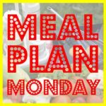 Meal planning Monday #5