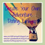 Choose Your Own Adventure – October link-up