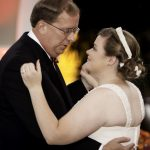 The last and first dances
