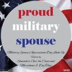 Proud Military Spouse link-up